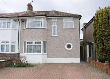 Thumbnail 3 bed end terrace house for sale in Hall Farm Drive, Whitton, Twickenham