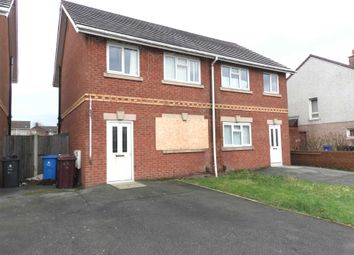 Thumbnail 3 bed semi-detached house for sale in Mintor Road, Kirkby, Liverpool