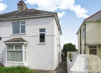 3 bed semi-detached house for sale in Merafield Road, Plympton, Plymouth PL7
