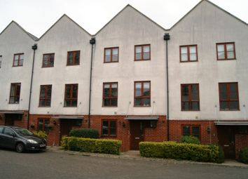 Thumbnail 4 bed town house to rent in Moths Grace, Basingstoke
