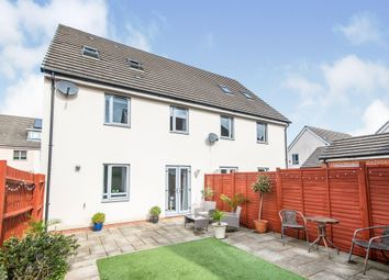 Wider Mead, Cheswick Village, Bristol BS16. 4 bed semi-detached house