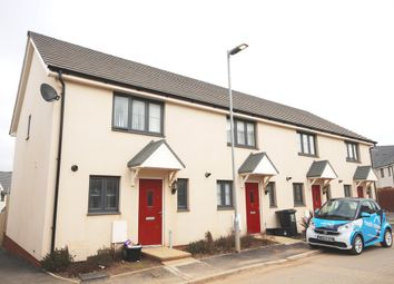 Thumbnail 2 bed end terrace house to rent in Mimosa Way, Paignton