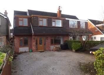 Thumbnail 4 bed semi-detached house for sale in Manor Avenue, Penwortham, Preston, Lancashire