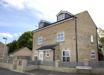 Thumbnail 5 bed detached house for sale in Moorgreen Fold, Bradford, West Yorkshire
