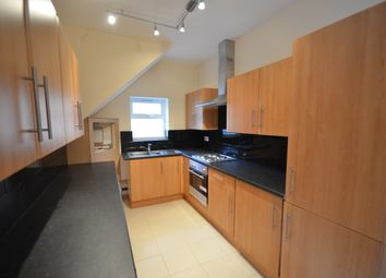 Thumbnail 1 bed terraced house to rent in Clifford Street, South Wigston, Leicester