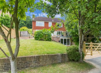 Thumbnail 4 bed detached house for sale in Cranedown, Lewes