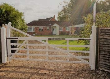 Thumbnail 2 bed detached bungalow for sale in Charles Street, Epping