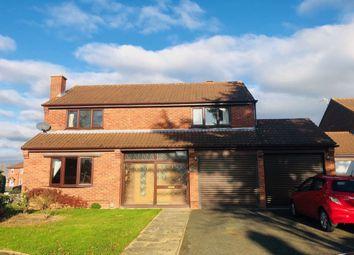 Thumbnail 4 bed detached house to rent in Pinehurst, Cubbington, Leamington Spa