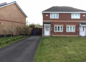 Thumbnail 3 bed semi-detached house for sale in Penda Drive, Kirkby, Liverpool