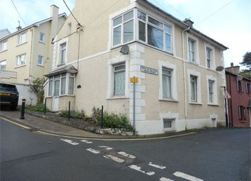 Thumbnail 1 bed flat for sale in 2 Church Street, New Quay, Ceredigion