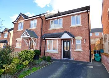 Thumbnail 2 bed semi-detached house for sale in Thomlinson Avenue, Carlisle, Cumbria