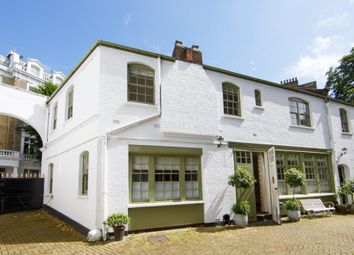Thumbnail 3 bed semi-detached house to rent in Garden Mews W2,