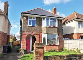 Thumbnail 1 bed flat for sale in Broughton Avenue, Northbourne, Bournemouth, Dorset