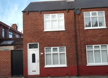 Thumbnail 2 bed end terrace house for sale in Cundall Road, Hartlepool, County Durham