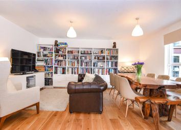 Thumbnail 2 bedroom flat for sale in Clephane Road, London