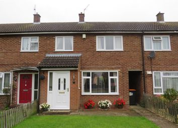 Thumbnail 3 bed terraced house for sale in School Walk, Houghton Regis, Dunstable