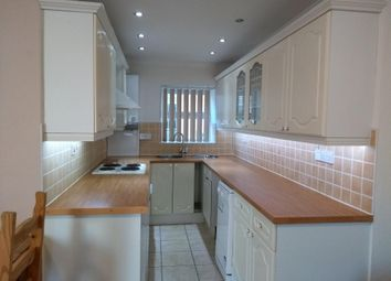 Thumbnail 2 bed flat to rent in Station Road, St. Blazey, Cornwall