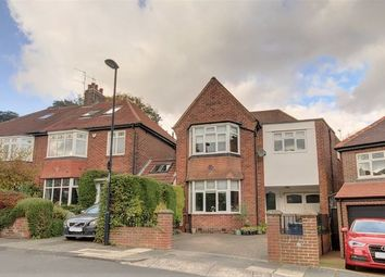 Thumbnail 4 bed property for sale in Reid Park Road, Jesmond, Newcastle Upon Tyne