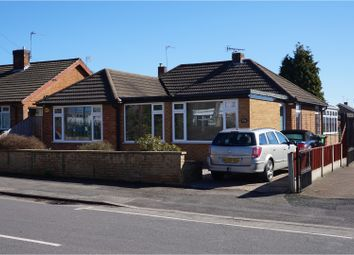 Thumbnail 4 bed detached bungalow for sale in Robins Wood Road, Nottingham