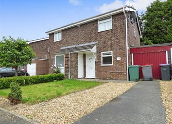 Thumbnail 2 bedroom semi-detached house for sale in Milton Drive, Madeley, Telford, Shropshire