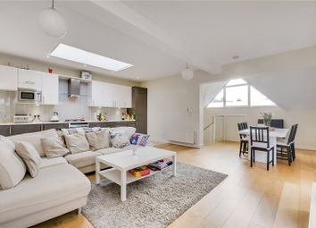 Thumbnail 3 bed mews house to rent in Rosebery Mews, Rosebery Road, London