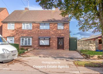 Thumbnail 3 bed semi-detached house for sale in Beake Avenue, Radford, Coventry