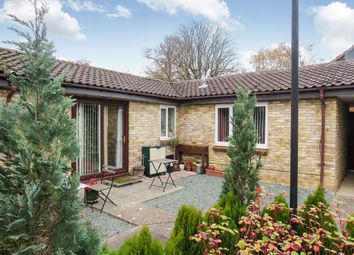 Thumbnail 2 bedroom semi-detached bungalow for sale in Kimbolton Court, Peterborough