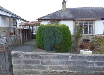 Thumbnail 2 bed bungalow for sale in Woodcot Avenue, Baildon, Shipley