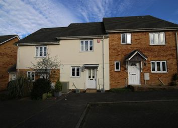 Thumbnail 2 bed terraced house to rent in Broomhouse Park, Witheridge, Tiverton