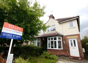 3 Bedrooms Semi-detached house to rent in Breedon St, Long Eaton NG10