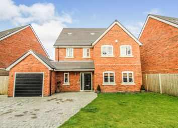 4 bed detached house for sale in Winney Hill View, Shrewsbury SY1