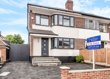 Rochester Road, Northwood HA6. 3 bed semi-detached house