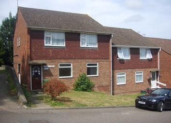Thumbnail 2 bed flat to rent in Lower Park Road, Belvedere