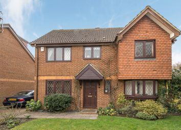 Thumbnail 3 bed detached house for sale in Hazelbury Close, London