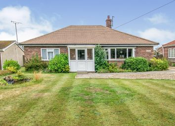 Thumbnail 3 bed detached bungalow for sale in Meadow View, North Walsham Road, Bacton, Norwich
