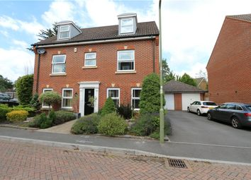 Thumbnail 6 bed property for sale in Borden Way, North Baddesley, Southampton, Hampshire
