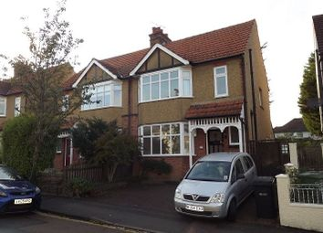 Thumbnail 3 bed semi-detached house to rent in Breakspear Avenue, St Albans