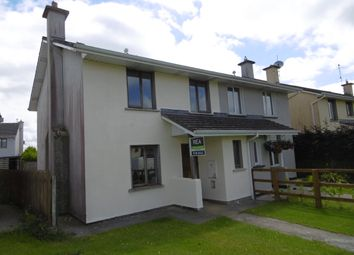 Thumbnail 3 bed semi-detached house for sale in 14 Rosemount Park, Rosegreen, Cashel, Tipperary