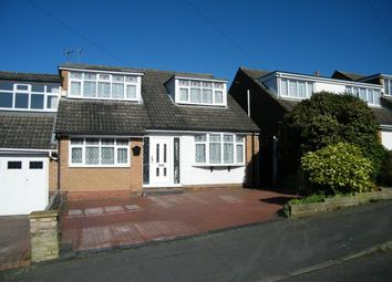 Thumbnail 3 bed semi-detached house for sale in Warren Road, Burntwood, Staffordshire