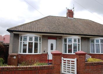 Thumbnail 3 bed bungalow to rent in Sheringham Avenue, North Shields