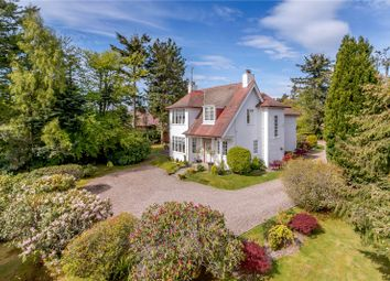 Thumbnail 5 bedroom detached house for sale in Orchil Road, Auchterarder, Perthshire
