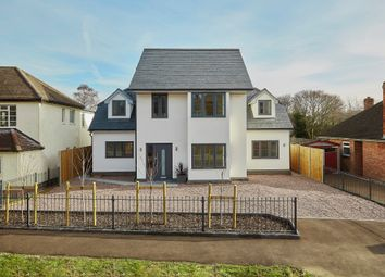 Thumbnail 5 bed detached house for sale in Bandon Road, Girton, Cambridge