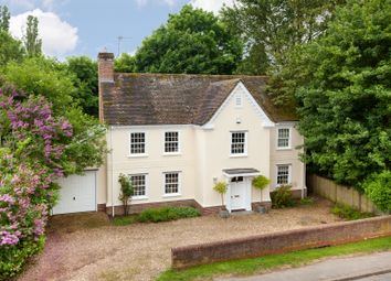 Thumbnail 4 bed detached house for sale in High Street, Balsham, Cambridge