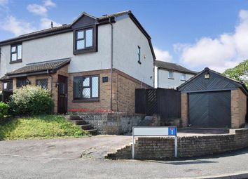 Thumbnail 3 bed semi-detached house for sale in Gorham Drive, Downswood, Maidstone, Kent