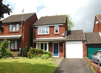 Thumbnail 3 bed detached house to rent in Rectory Place, Weyhill, Andover