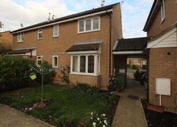 Thumbnail 1 bed semi-detached house for sale in Waveney Road, St Ives