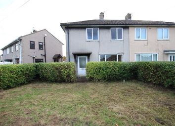 Thumbnail 2 bed semi-detached house for sale in Clay Flat Lane, New Rossington, Doncaster