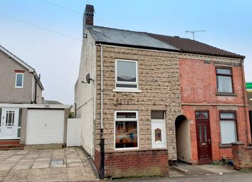 Thumbnail 2 bed semi-detached house for sale in Mansfield Road, Skegby, Sutton-In-Ashfield
