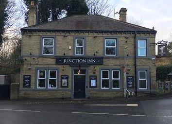 Thumbnail Pub/bar for sale in Junction Inn, 1 Ogden Lane, Brighouse, West Yorkshire
