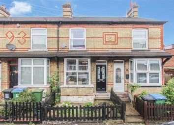 Thumbnail 2 bed terraced house to rent in Regent Street, Watford